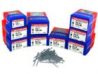 General Purpose Pozi Screw CSK TT ZP Assortment 1400 Piece